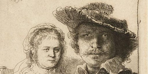Home Education: Rembrandt drawing