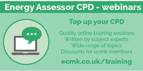 ADVANCED Heating   - CPD Webinar tickets