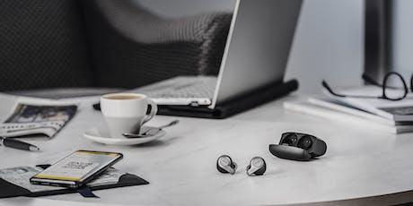 TEC X Jabra: Workspace Productivity  tickets