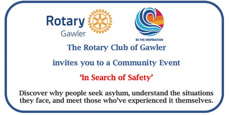 In Search of Safety tickets