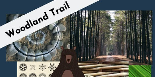 'Woodland Trail' Art Camp (MORNING ONLY)