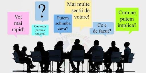 Votul in Diaspora - sesiune informativa