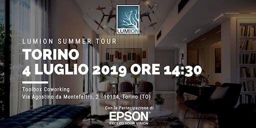 Presentazione Lumion Torino