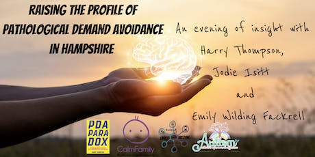 Raising PDA in Hampshire tickets