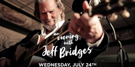 An Evening with Jeff Bridges and Beat Root Revival