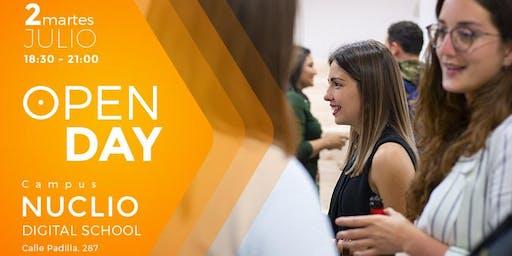 OPEN DAY  |  Nuclio Digital School