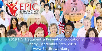 EPIC - Enhancing Prevention in Communities Summit 2019