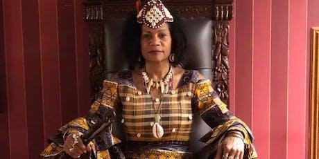 Sankofa Conference & Her Royal Highness Queen Diambi Kabatusuila tickets