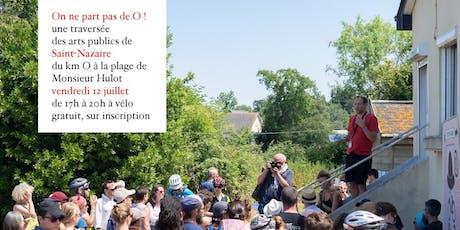 Traversée artistique de Saint-Nazaire  tickets