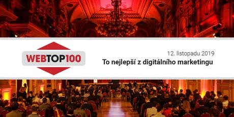 Conference WebTop100 tickets
