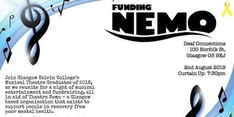 Funding Nemo tickets