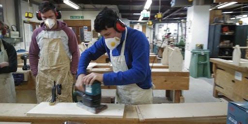 Budding Carpenter Summer Camp