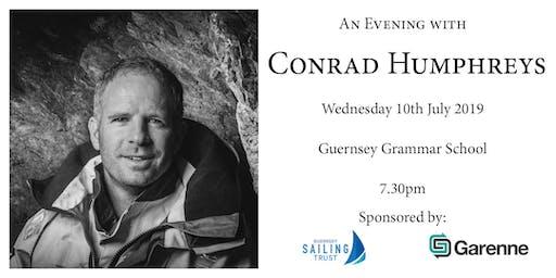 An Evening with Conrad Humphreys