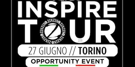 27  Giugno Torino-Presentazione Aziendale biglietti
