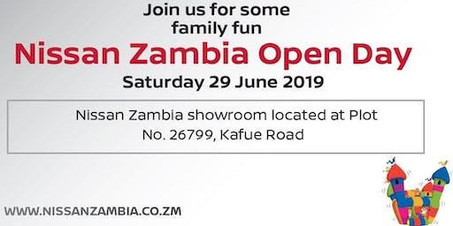 Nissan Zambia Open Day