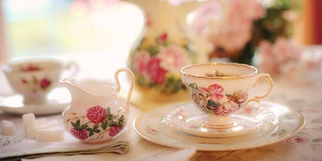 High Tea Garden Party Fundraiser and Cent Sale tickets