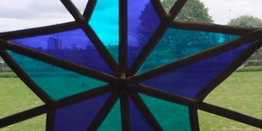 Urban Living Programme: Faux Stained Glass Workshop