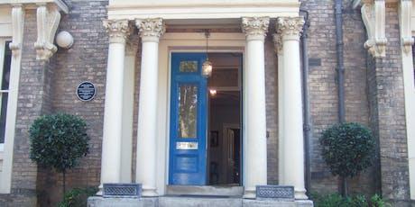 Staplegrove a secret 19th Century Mansion now the Chelmsford Club Tour tickets