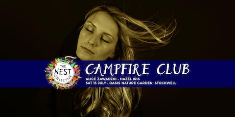 Campfire Club: Alice Zawadzki | Hazel Iris tickets