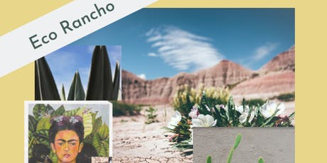 'Eco Rancho' Art Camp (Morning ONLY) tickets