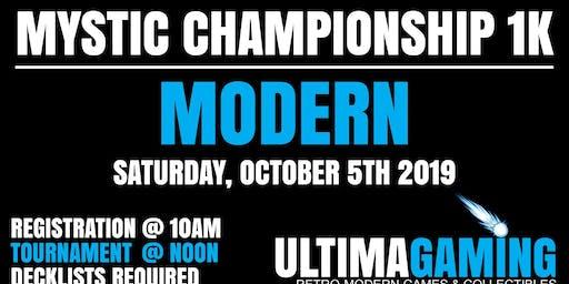 Mystic Championship 1K (Modern)