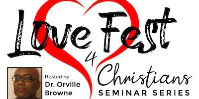 Love Fest For Christians