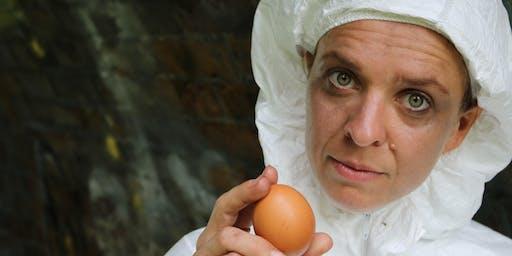 Comrade Egg & the Chicken of Tomorrow