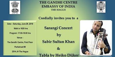 Sarangi Concert by Sabir Sultan Khan