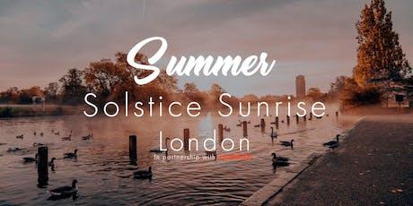 SUMMER SOLSTICE SUNRISE tickets
