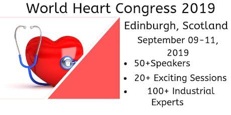 World Heart Congress 2019 tickets