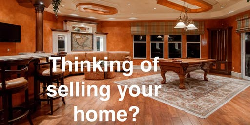 Selling your Home Workshop