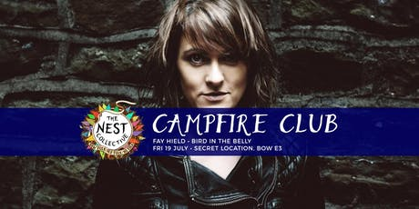 Campfire Club: Fay Hield | Bird In The Belly tickets