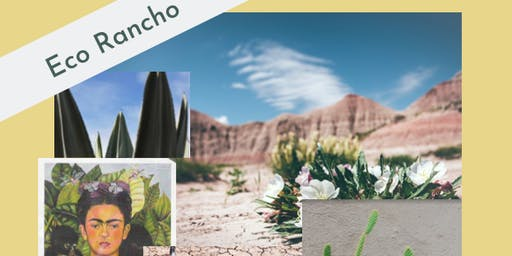 'Eco Rancho' Art Camp (All day)