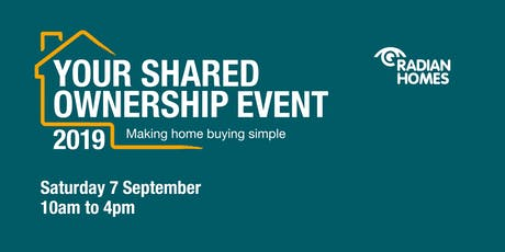 Your Shared Ownership Event 2019 tickets