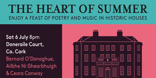 Olivia O'Leary presents The Heart of Summer: Doneraile Court