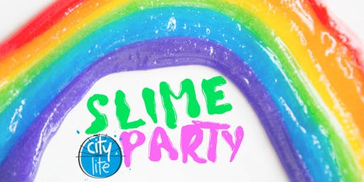 CityLite Kids Slime Party -  Clapham