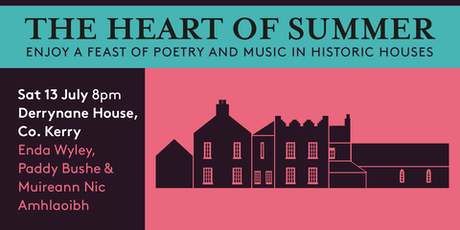 Olivia O'Leary presents The Heart of Summer: Derrynane House  tickets
