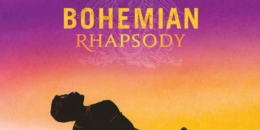 Screen on the Green Showing 'Bohemian Rhapsody'