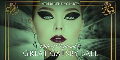 9th Birthday Gatsby Ball