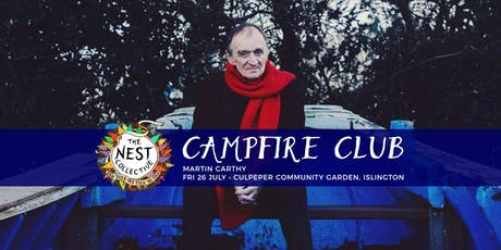 Campfire Club: Martin Carthy tickets
