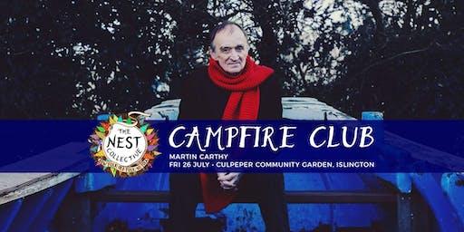 Campfire Club: Martin Carthy