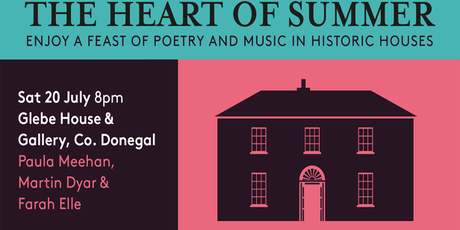 Olivia O'Leary presents The Heart of Summer: Glebe House & Gallery tickets