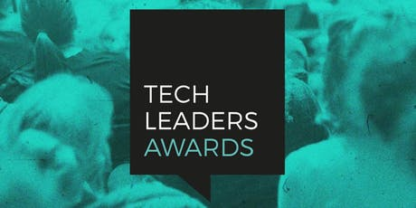 Tech Leaders Awards 2019 tickets