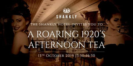 1920's Gatsby Afternoon Tea tickets
