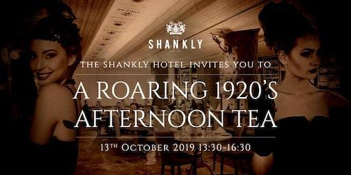 1920's Gatsby Afternoon Tea