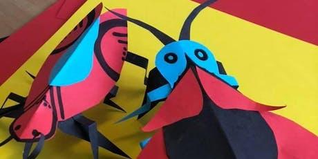 Onehunga Arts Festival:  Growing Creative Kids Art Workshop tickets