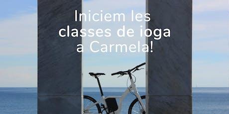 Ioga a Carmela! entradas