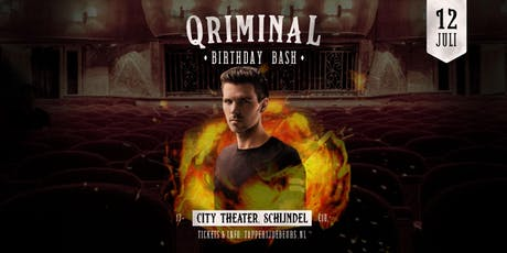 Qriminal Birthday Bash tickets