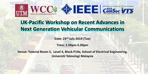 Workshop on Next Generation Vehicular Communications