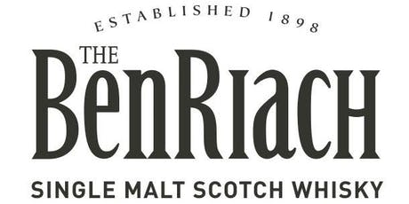 The Whisky Social - BenRiach with Danny Whelan  tickets